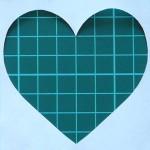 Как сделать шаблон в форме сердца