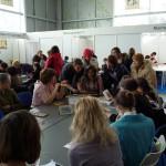 Выставка Формула Рукоделия 2012 - Зона мастер-классов