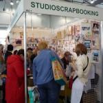 Выставка Формула Рукоделия 2012 - Стенд Studioscrapbooking