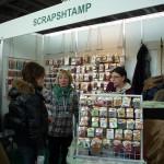 Выставка Формула Рукоделия 2012 - Большой выбор штампиков