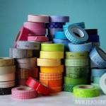 Washi Tape - декоративный бумажный скотч