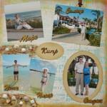 Страница про Кипр в альбом о путешествиях
