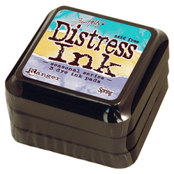 Seasonal Distress Ink Set — Spring