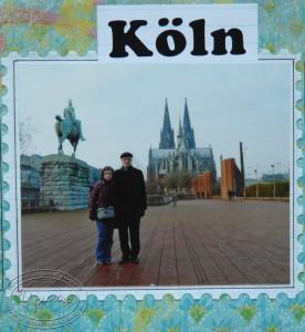 Страница про Кельн - главная фотография