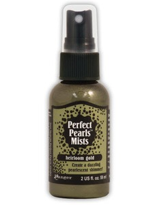 Спрей Perfect Pearl Mists, цвет Heirloom Gold