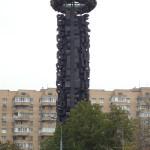 Атмосфера творчества - памятник на Тишинской площади