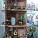 Атмосфера творчества - картонные дома