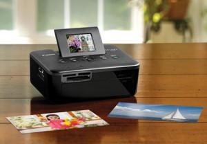 Портативный принтер Canon