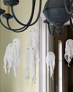 Украшения для дома на Хеллоуин