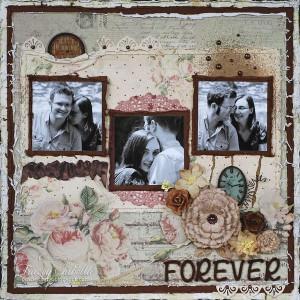 Страница Forever - автор Tracey Sabella
