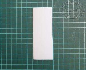 Как сделать шаблон ёлочки - шаг 2