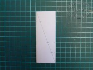 Как сделать шаблон ёлочки - шаг 3