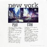 Страница New York (автор Julie Balzer)