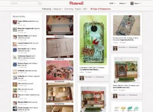 Pinterest - мои подписки