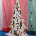 Декорированная елка