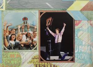 Страница о поездке в Киев - фото с концерта