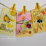Блокнот для фруктовой коллекции