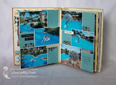 Альбом про Кипр: страницы про водные развлечения