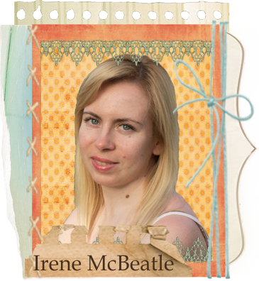 Irene McBeatle в дизайн-команде ТМ Мемуарис
