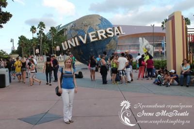 Парк Universal в Орландо