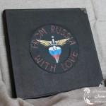 Альбом в подарок для рок-группы Bon Jovi