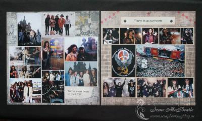Альбом для Bon Jovi - в СССР