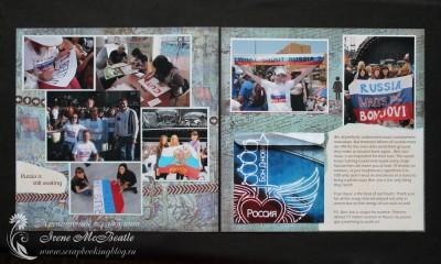 Альбом для Bon Jovi - из России с любовью