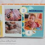Детский фотоальбом: учимся ползать