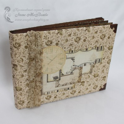 Фотоальбом для бабушки на юбилей