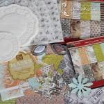 Скрап-конфетка от Irene McBeatle (февраль 2014)