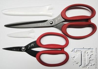 Тим Хольц - новые ножницы