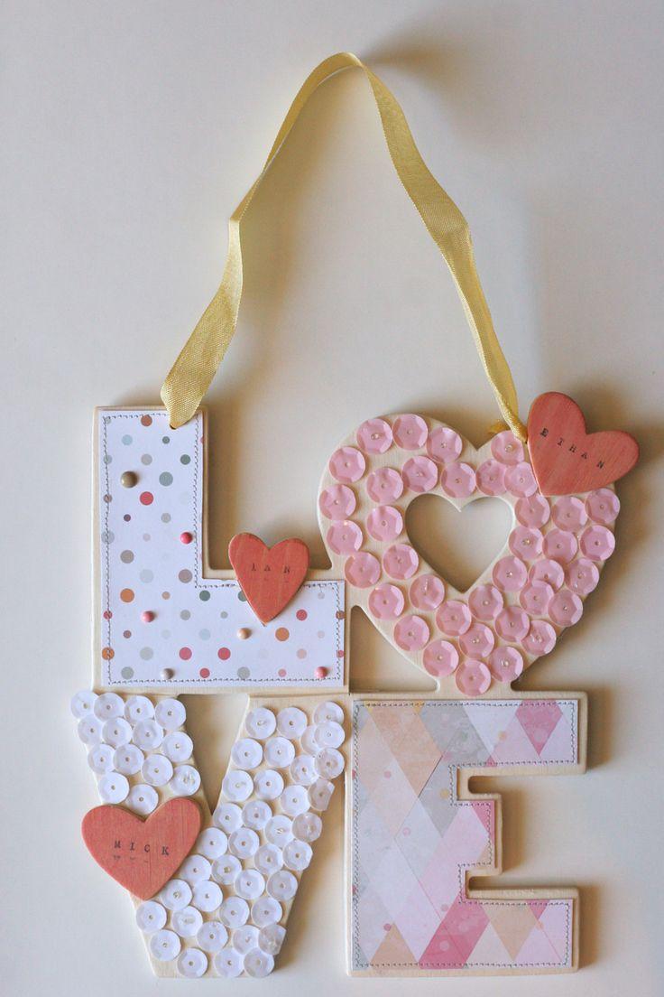 Идея подарков на день святого валентина своими