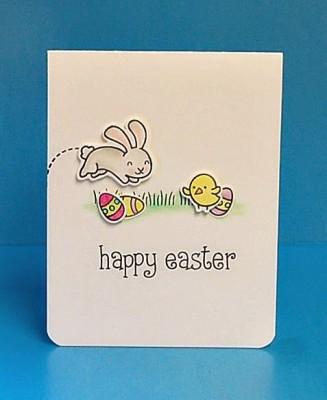Открытка Happy Easter