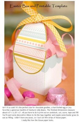 Коробочка для яиц