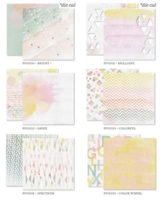 Pink Paislee: коллекция Color Wash
