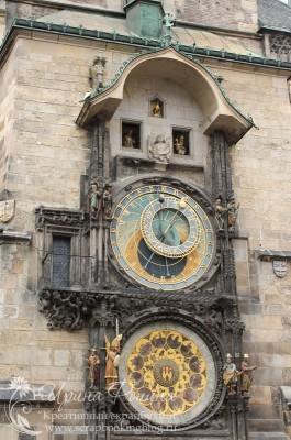 Поездка в Чехию: часы