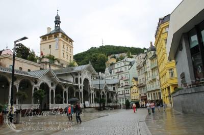 Поездка в Чехию: Карловы Вары