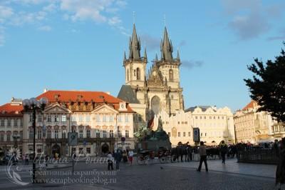 Поездка в Чехию: Прага