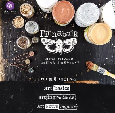 Новые продукты от Prima и Finnabair
