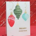 Открытка Merry Christmas