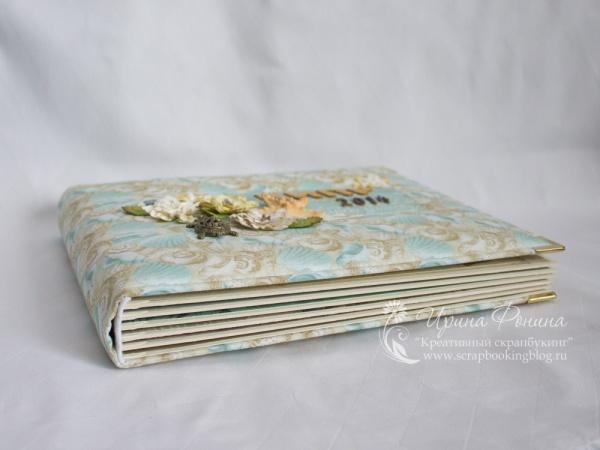 Кипр 2014 - книжный переплет