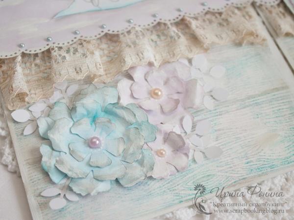 Самодельные цветы из бумаги