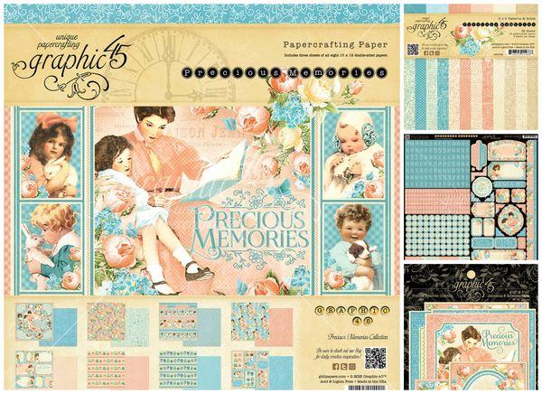 Graphic45 Precious Memories