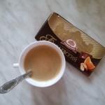 День из жизни скрапбукера - кофе