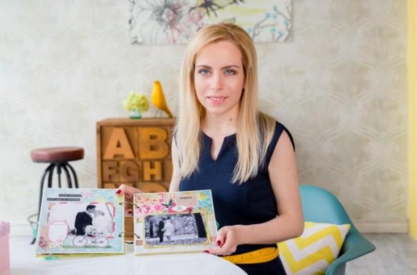 Ирина Фонина - скрапбукинг - фотоальбомы на заказ