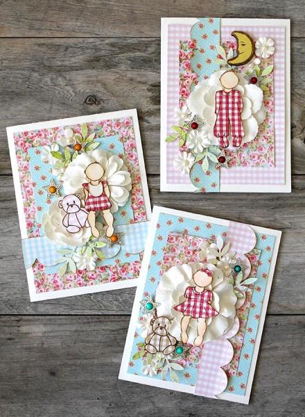 Prima детские открытки