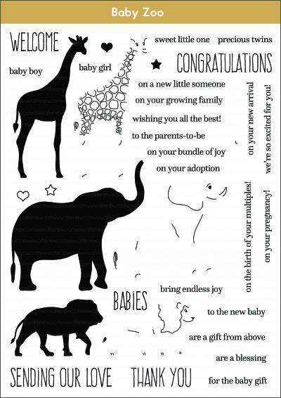 Altenew Baby Zoo