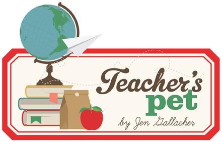 Echo Park коллекция Teacher's Pet