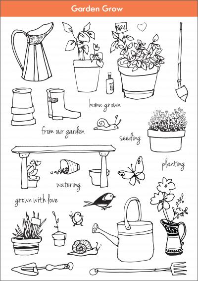 Altenew Garden Grow