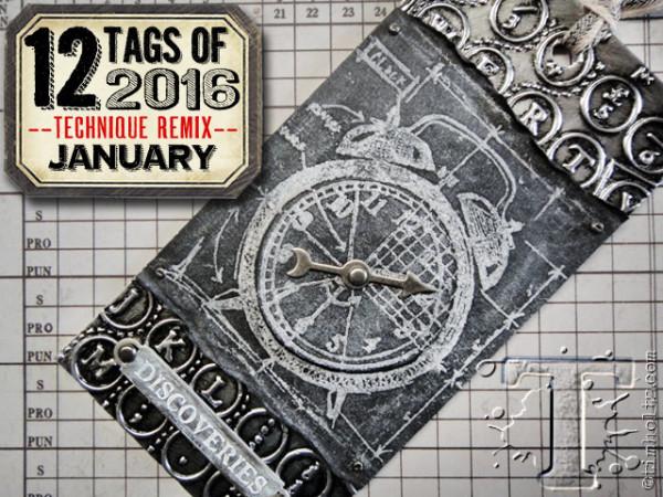 Вдохновение от Тима Хольца - тег января